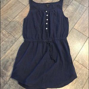 Excellent condition J Crew Gauzy Cotton Dress